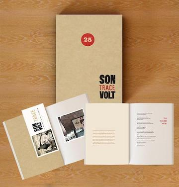 Celebrating Traces 25th anniversary with a keepsake fine press book. Lyrics and notes from Jay and personal foreword by @JasonIsbell. Limited to 1500 copies with letterpress cover and hand-sewn binding. The books are available via artist-stores.com/collections/so….