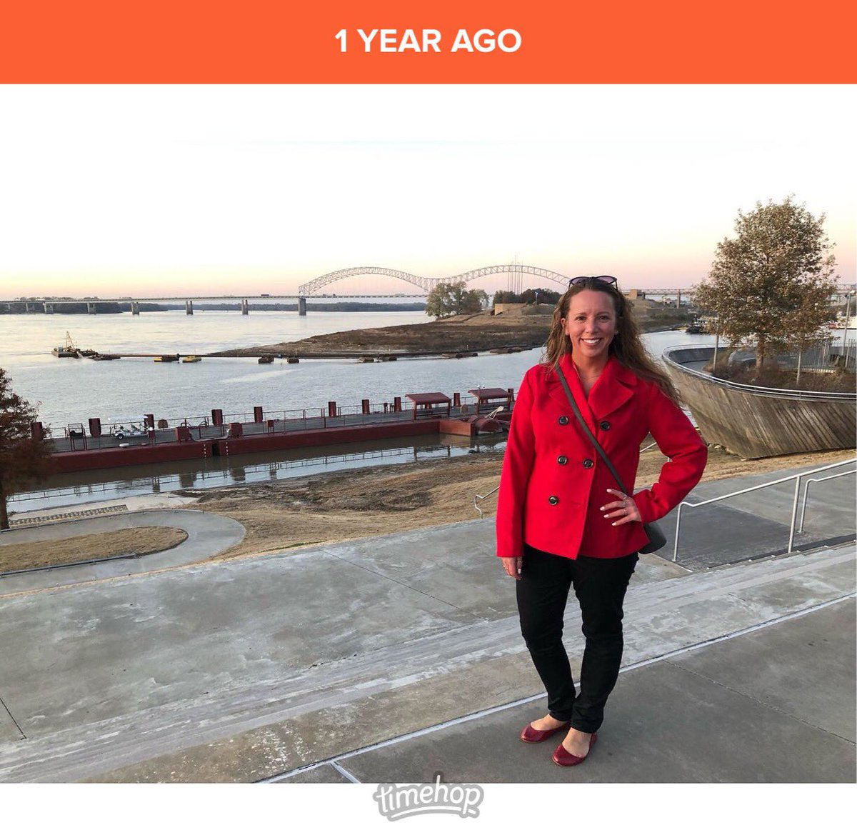 It's hard to believe a year ago I was in Memphis, representing Y108 at a radio conference at @StJude ❤️   It's amazing how life can change in a year, yet we continue to make the best of it 👏🏼 Thank you to everyone who continues to support both @Y108Pittsburgh & St. Jude!