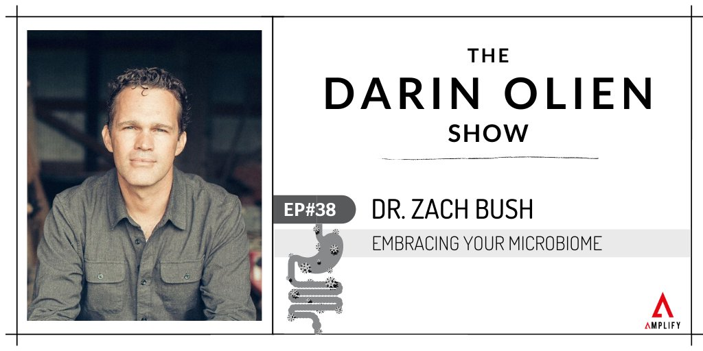 We all have a universe of flora and fauna inside of our bodies, with the capacity for amazing healing power 🙌  Learn more with Dr. Zach Bush on the latest episode of The Darin Olien Show-