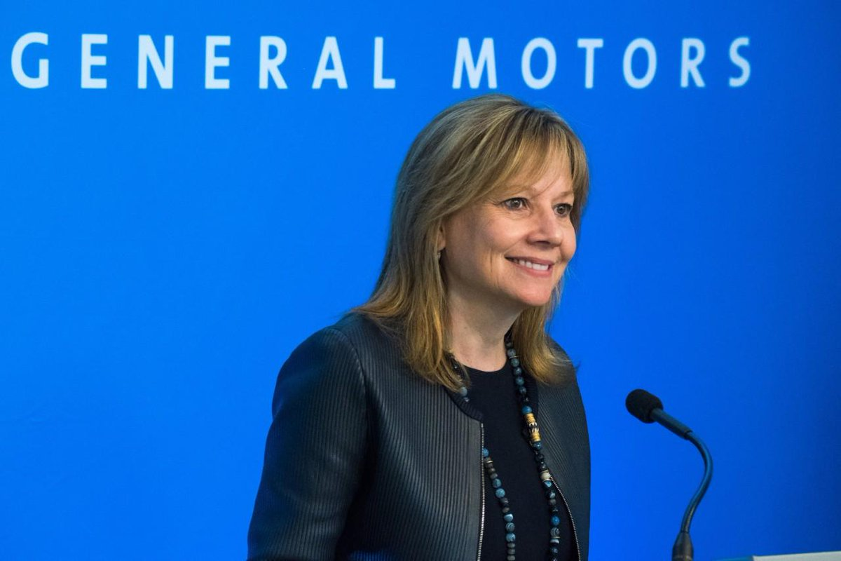 In a recent interview with @barronsonline, Chairman and CEO @mtbarra offered insight into why we believe our commitment to an all-electric future is good for both the planet and our business. Learn more at: s.gm.com/fy244