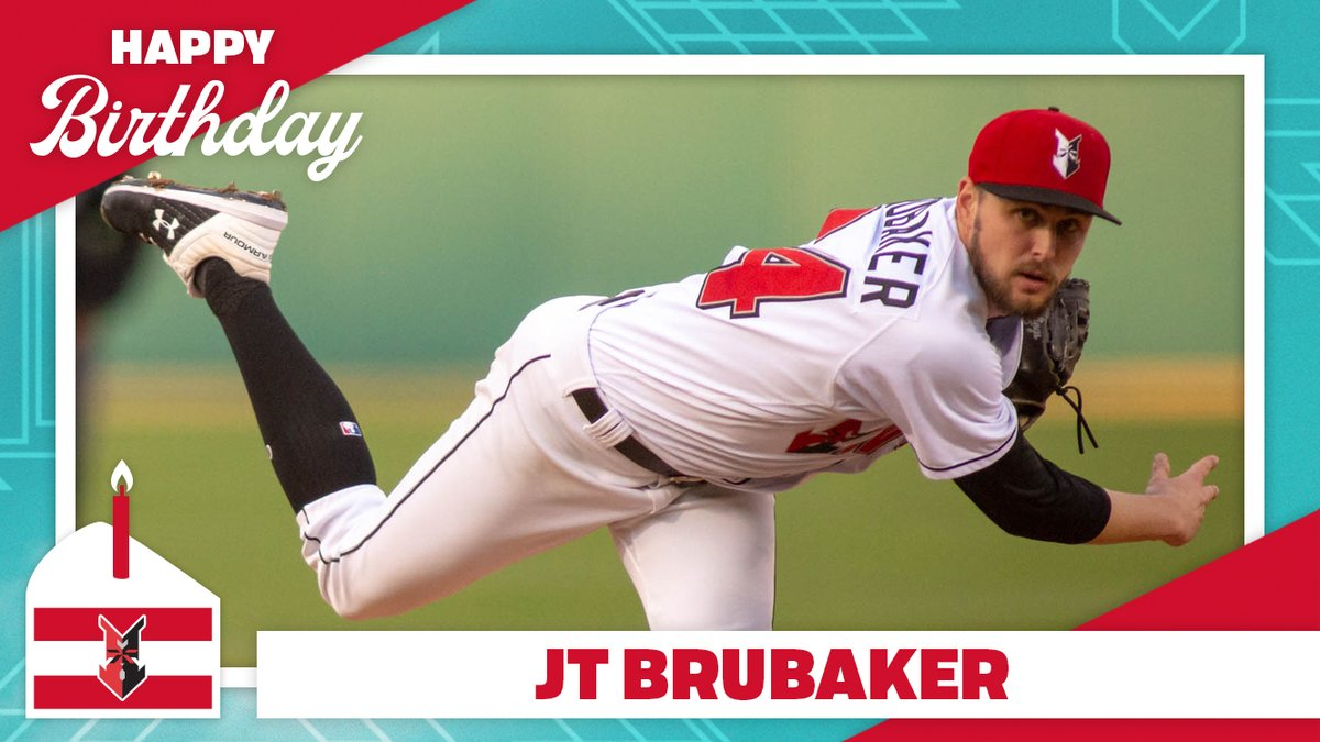 Happy birthday, @ItsJTBrubaker! Have a great day! 🎂🎉 #RollTribe