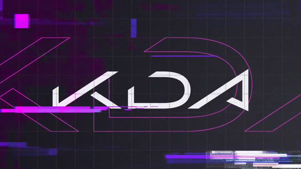Check out these #KDAxEurope covers of MORE! #KDA #KDAMORE