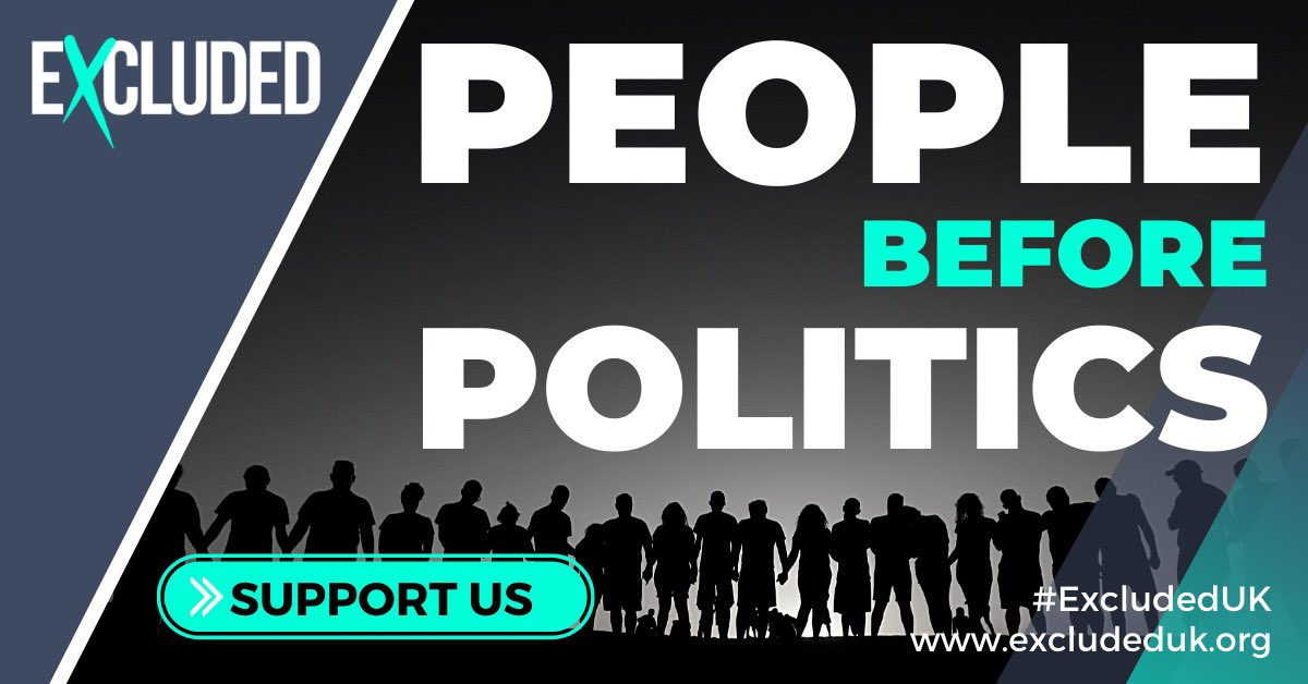 20 mins til the #peoplebeforepolitics twitter bomb. Who is joining us? #Excludeduk. @AndyBurnhamGM @DanJarvisMP @alisonthewliss