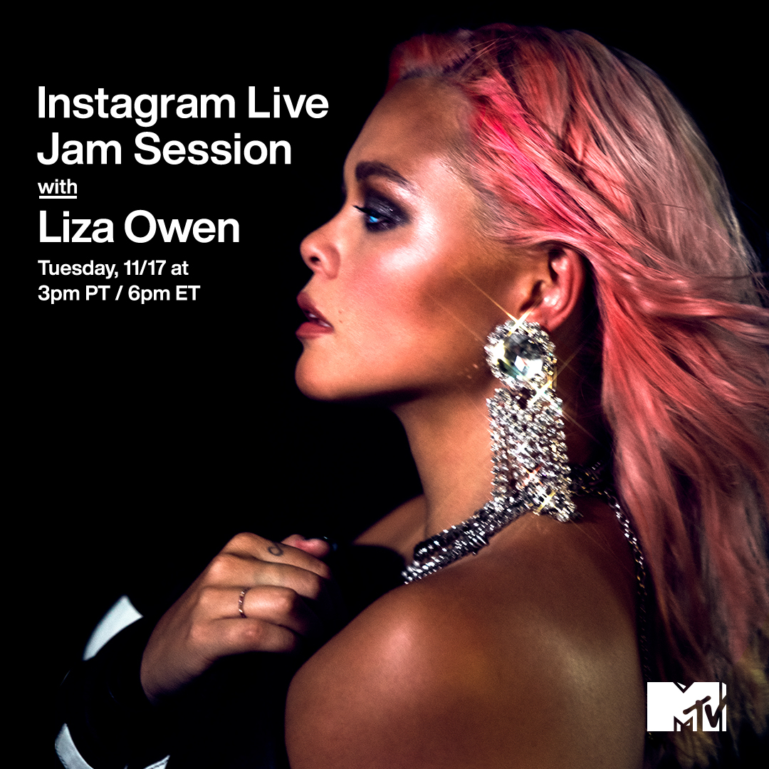 Your girl will be performing live on @MTV's Instagram Live for their Jam Session today! This is my first time playing my new music for you all and I can't wait, see you there at 3pm PT / 6pm ET  #AloneTogether #MTVJamSession