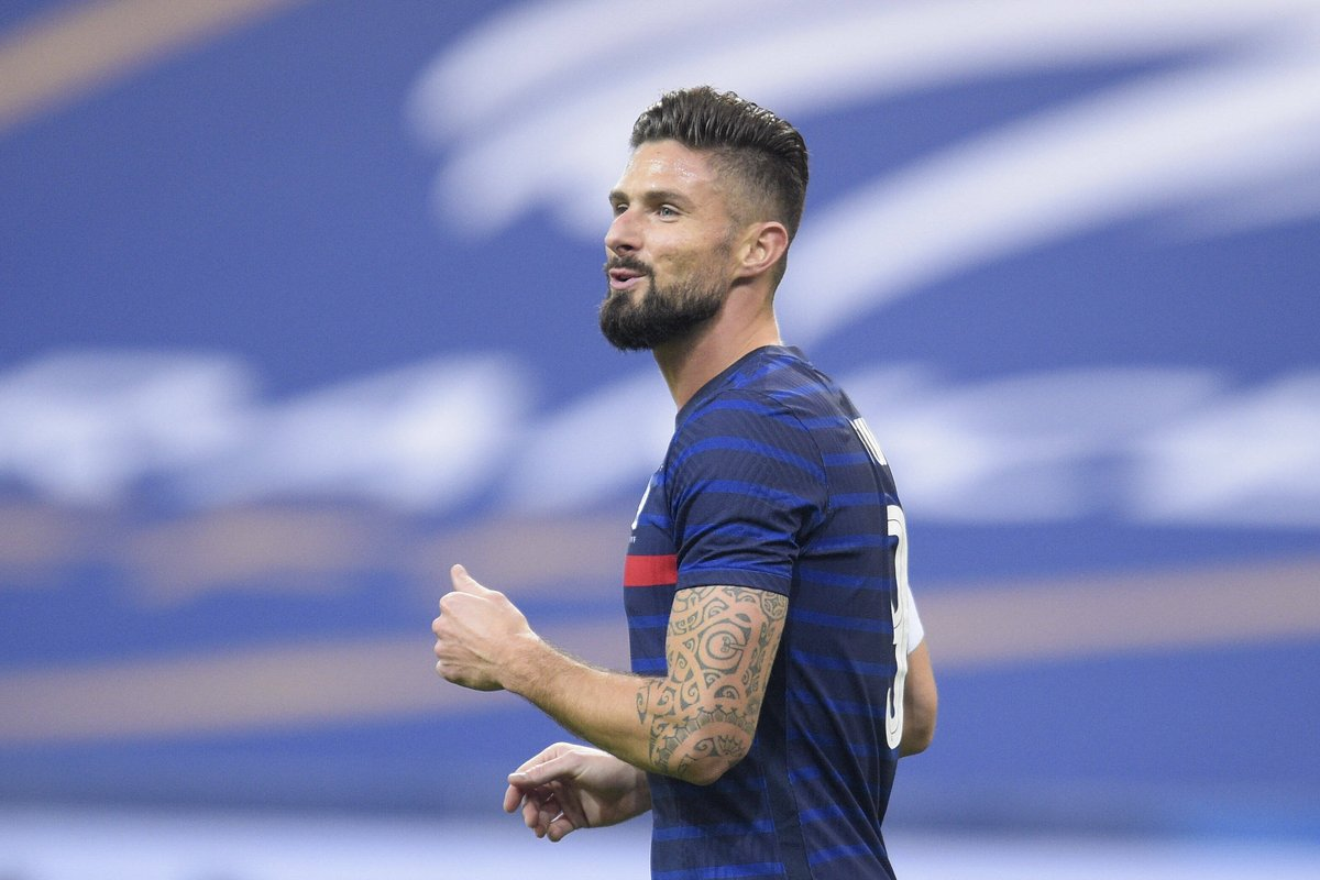 Olivier Giroud feels disrespected at Chelsea