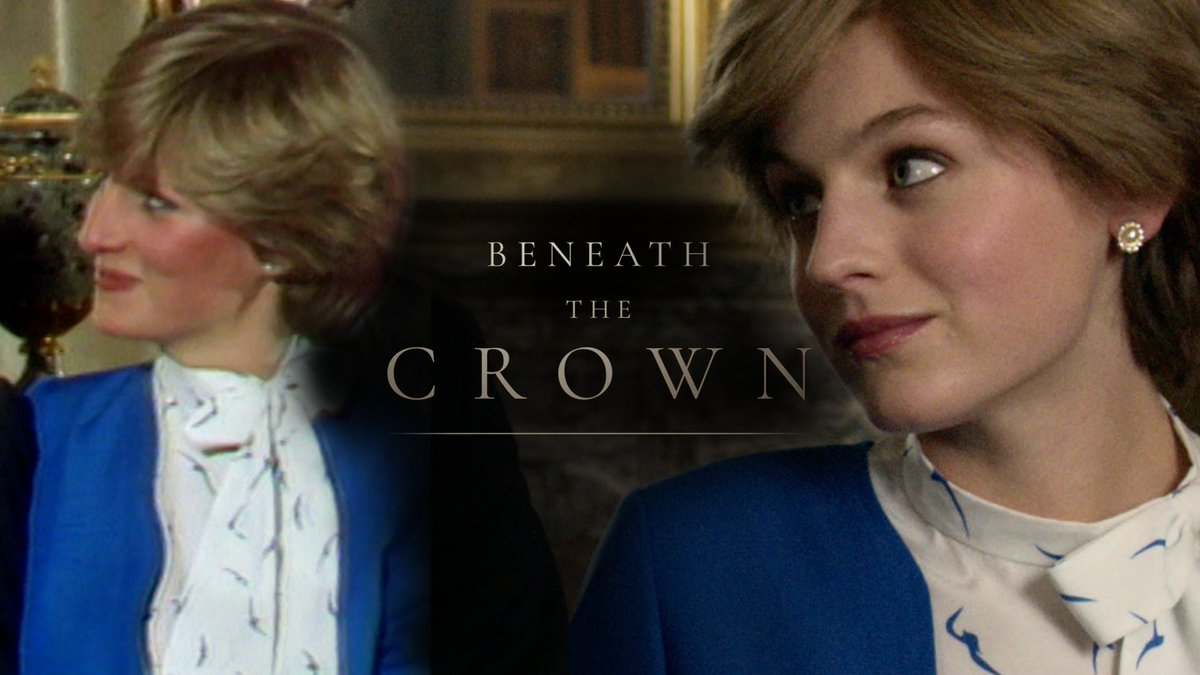 How did Diana Spencer's childhood shape the girl who grew up to become a Princess? Join @itsAnitaRani to explore Diana's early years in Beneath The Crown.