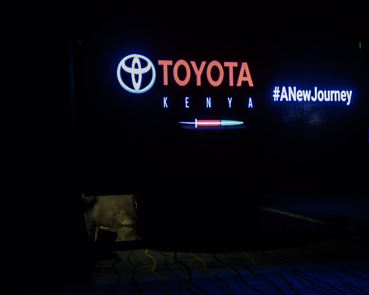 #ANewjourney #ToyotaCrossKenya https://t.co/gtSc02cnOP