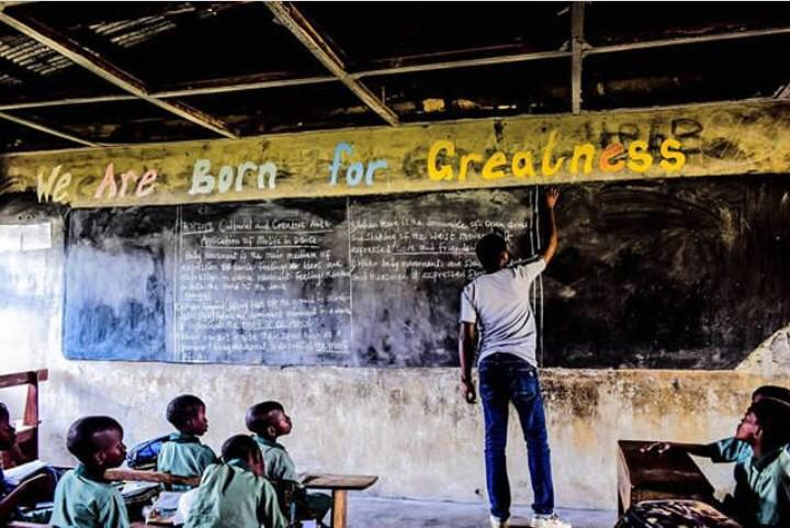 To ensure children in under served communities in Nigeria 🇳🇬  are able to unlock their full potential, @Teach4Nigeria is mobilizing leaders to drive the movement towards educational equity and excellence. Learn more ⬇️