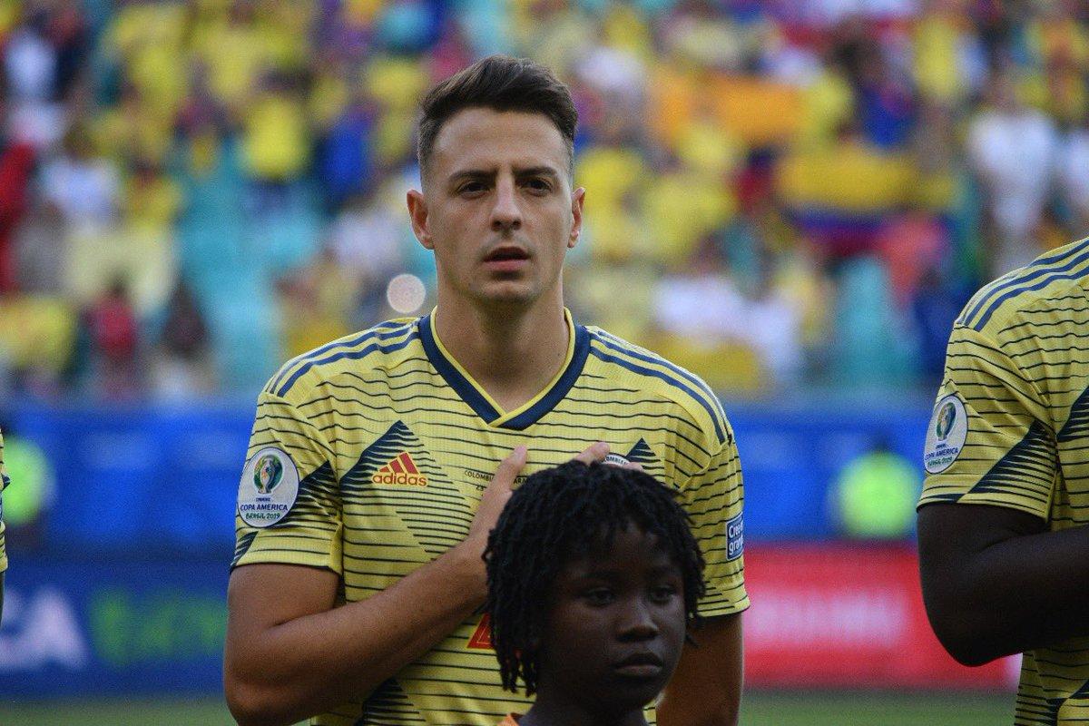 Hoy más que nunca apoyando a mi selección!! 💪🏼⚽️🇨🇴 #VamosColombia 🙏🏼