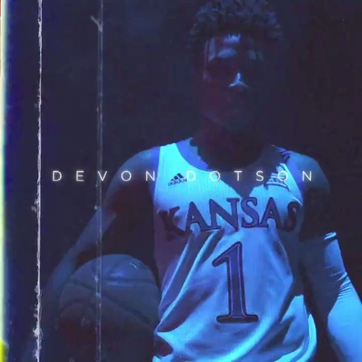 𝗗𝗲𝘃𝗼𝗻 𝗗𝗼𝘁𝘀𝗼𝗻: Don't blink  Congrats in advance to whoever gets this guy ✊  @d_dotson1 x #NBADraft https://t.co/UzbIMzUaRi
