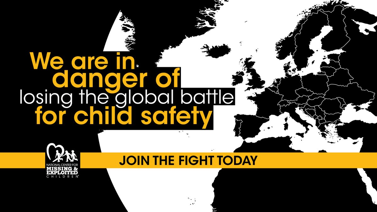 Legislation from the @Europarl_EN could stop the use of tech that helps detect online sexual exploitation, turning a blind eye to the abuse of hundreds of thousands of children. ACT NOW by signing the petition:   #ChildSafetyFirst #EndChildSexAbuseDay