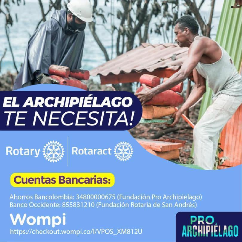 @juanes También donaciones monetarias para la reconstrucción de las islas  Juntos salimos de esta