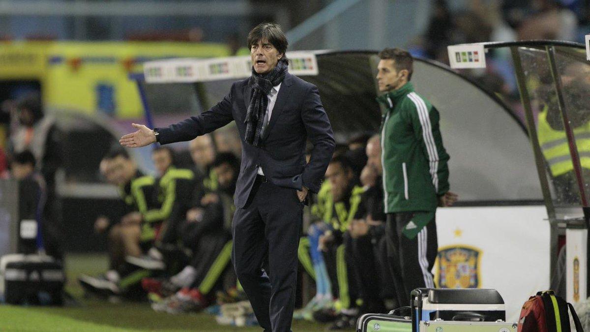 "😯🇩🇪Joachim Löw sobre derrota ante España  🗣️""Fue un día negro para nosotros""  #SomosFederación | #UEFANationsLeague | #ESPGER"