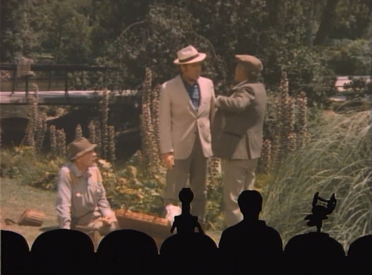 Now playing on @Twitch, name that episode! Better yet, WATCH that episode: twitch.tv/mst3k