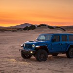 Image for the Tweet beginning: The new 2021 @Jeep Wrangler