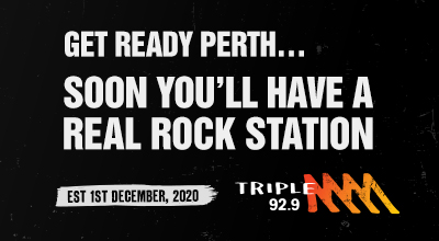 From 1 December, Triple M will officially land in Perth rocking the city with its unique blend of rock, sport and comedy plus a new home for AFL footy fans.  Sister Perth station mix 94.5 will become part of the national Hit Network.   Read more here: https://t.co/JXOx6qRIY0 https://t.co/ITFqhqCKBk