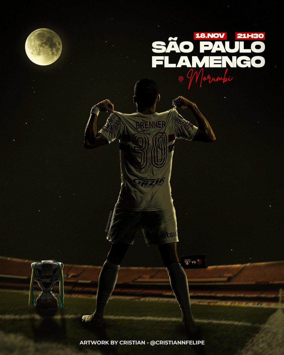 VAMOS, SÃO PAULO!!!  DIA DE DECISÃO, VAAAMOS! 🇾🇪  Dá RT pra fortalecer o trabalho, valeu.  #EstamosJuntosSPFC  #VamosSaoPaulo  #CopaDoBrasil