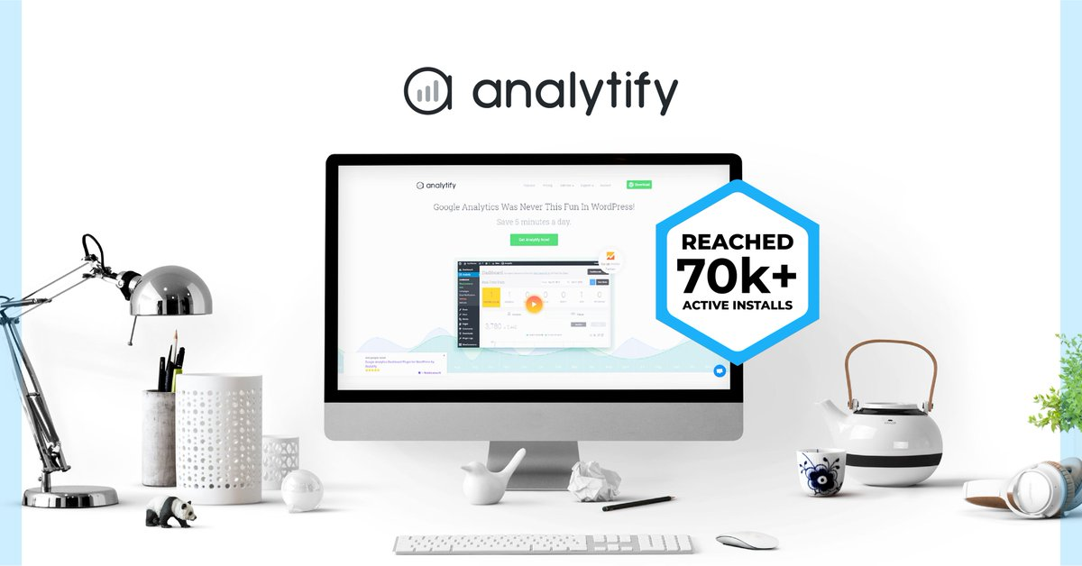 test Twitter Media - #Announcement  We are happy to Announce that Analytify WordPress Plugin reached 70,000 plus active installs.  Try Analytify: https://t.co/W9leASwCy7  #Analytify #wordpressplugin #wordpressplugins #wordpress #analytics #AnalyticsTools #announcement #happymoment https://t.co/g6uW1VLj63