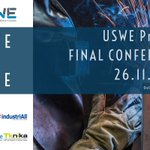Image for the Tweet beginning: 📣SAVE THE DATE📣    👇👇👇  ➡️@USWEproject
