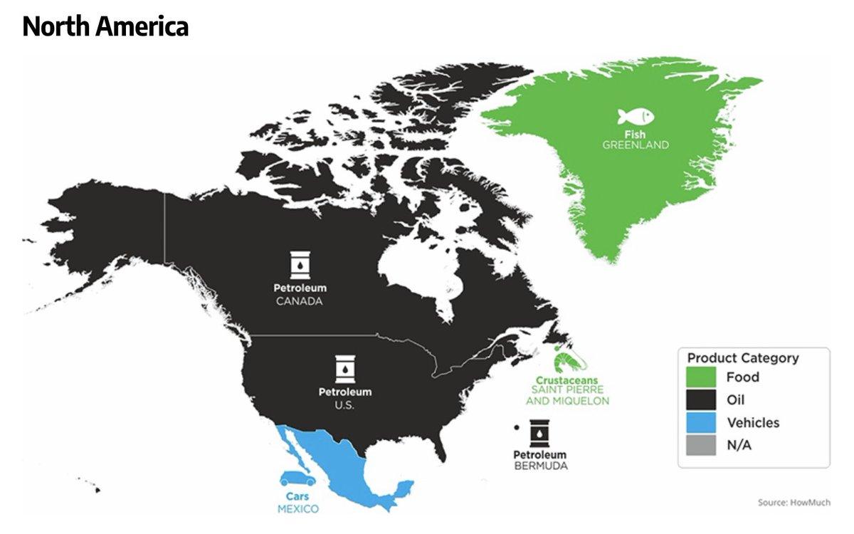 какое место в мире занимает америка
