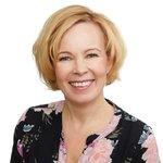 Image for the Tweet beginning: Suomen Yrittäjänaisten toimitusjohtaja Carita Orlando