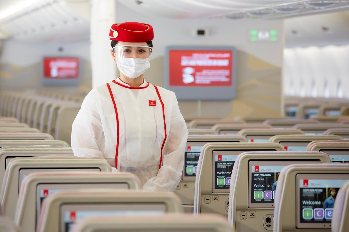 Emirates has been recognised as the Best Airline for 2020 at @TheSun Travel Awards, and the Best Long-Haul Airline at @TheTimes and @TheSundayTimes Travel Awards. https://t.co/IbcS0LbNFz   #FlyEmiratesFlyBetter #FlySaferWithEmirates https://t.co/cOMGzy3Zc6