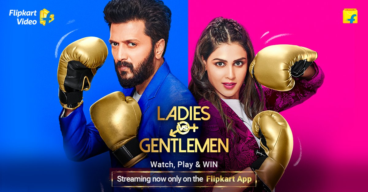 The age-old battle gets a new-age twist. Watch and play #LadiesVsGentlemen on @FlipkartVideo on the #FlipkartApp and win exciting prizes now.