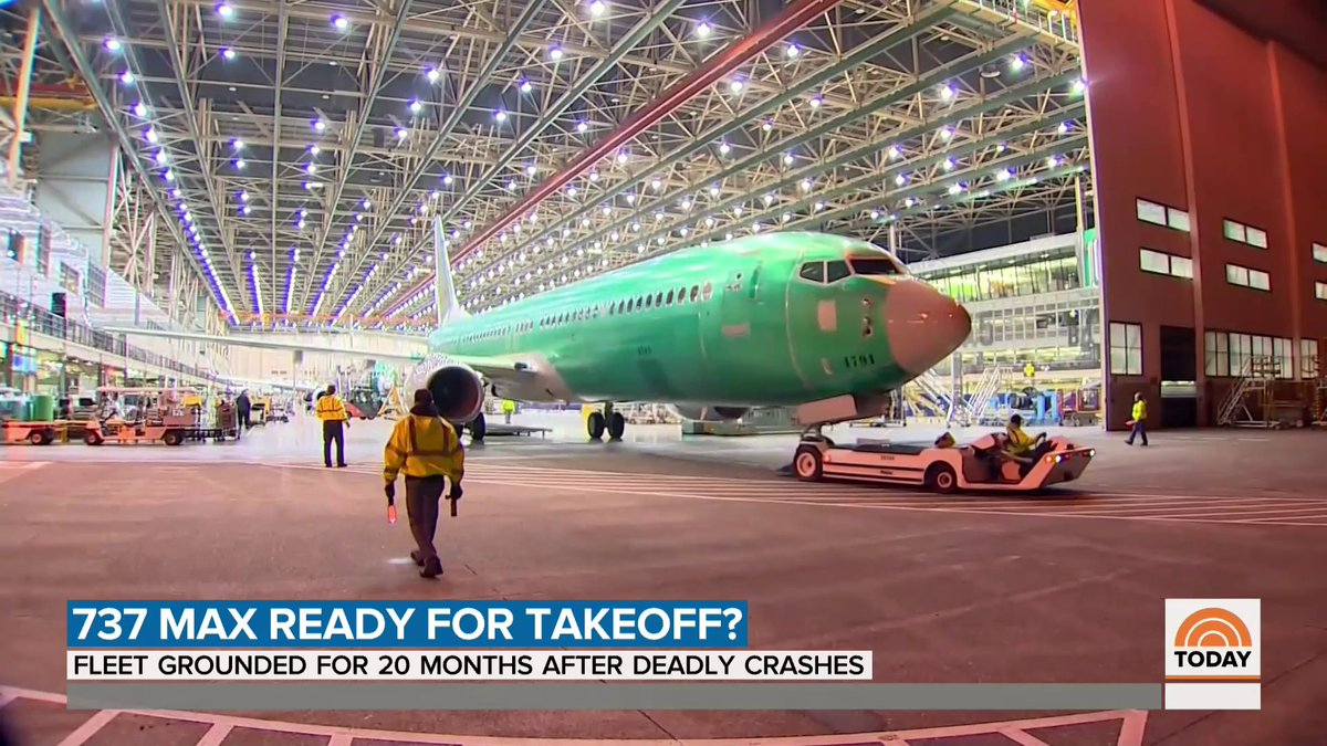 @TODAYshow's photo on Boeing