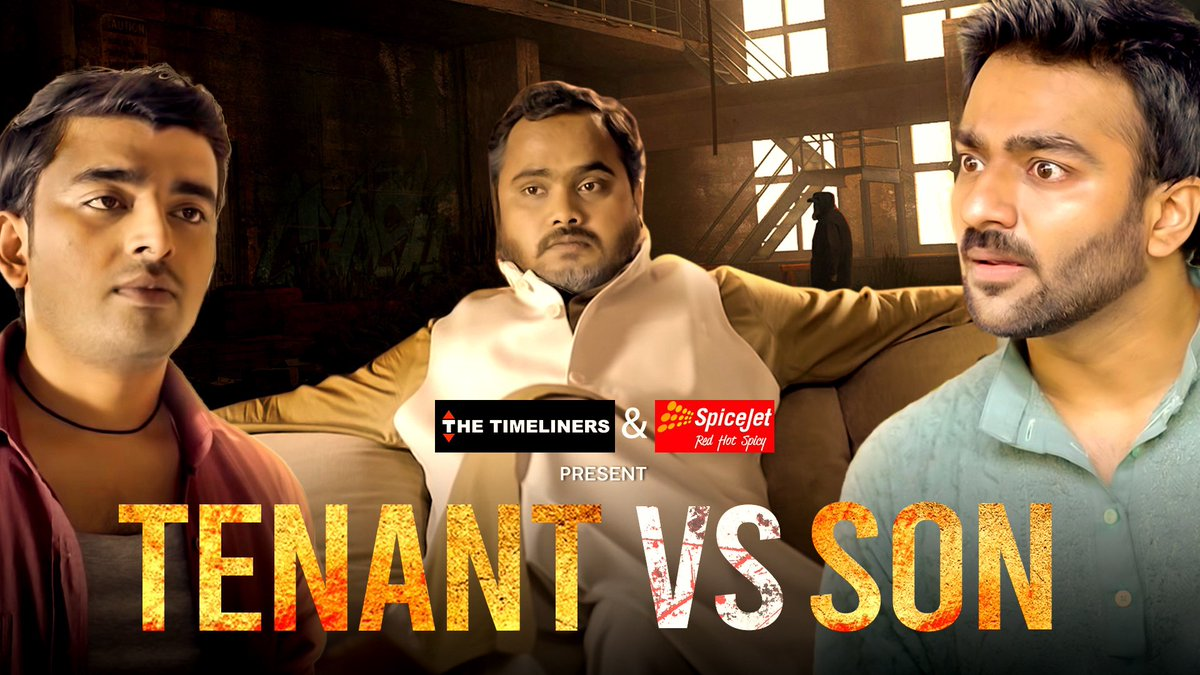 Guddu and Munna are here fighting again. See who will win. Watch here: youtu.be/eoBitSC1z0k @flyspicejet