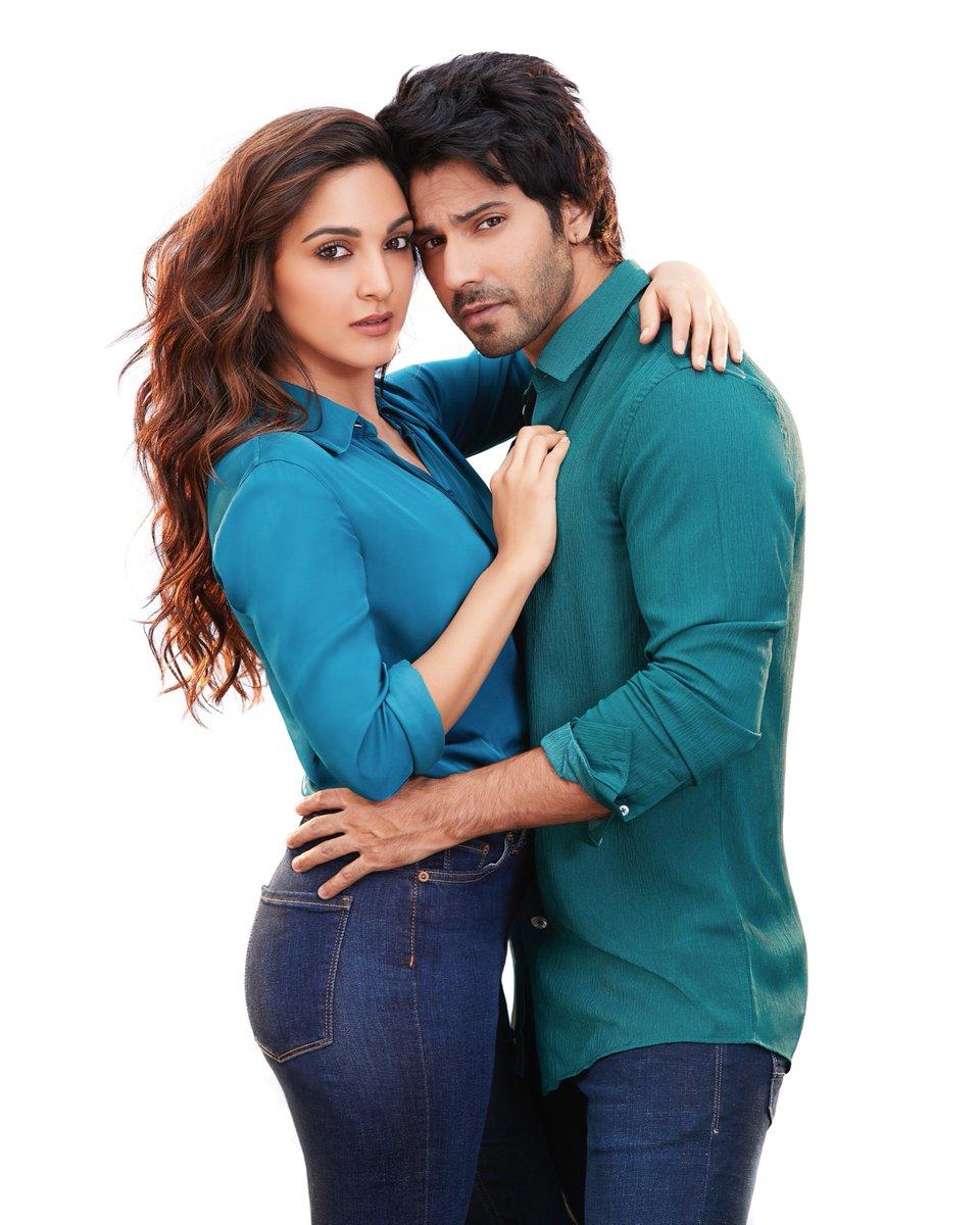 Bollywood Actor Varun Dhawan and Kiara Advani will be seen in Raj Mehta's film #jugjuggjeyo as husband and wife.  @advani_kiara #varundhawan #KiaraAdvani #bollywood