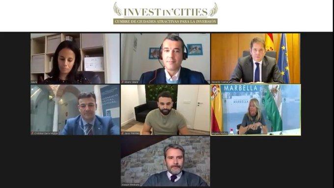 🖥️ 🎙️Empezamos un nuevo foro de _invest, está vez: , con la participación de nuestro....