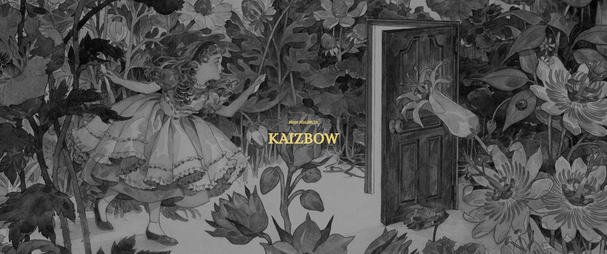Old Pieces, updated my personal website. kaizbow.weebly.com