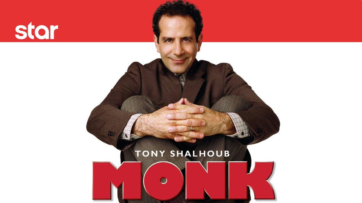 🔍 Η Σαρόνα τρομοκρατείται όταν συναντάει έναν άντρα γεμάτο αίματα. Αρχίζει να αμφιβάλλει για τη λογική της καθώς είναι η μόνη που τον βλέπει και φοβάται πως τρελαίνεται... Τότε αναλαμβάνει ο #Monk! 💻 Στις 14.00 >>star.gr/tv/seires/monk/ #StarChannelTv #detectiveMonk