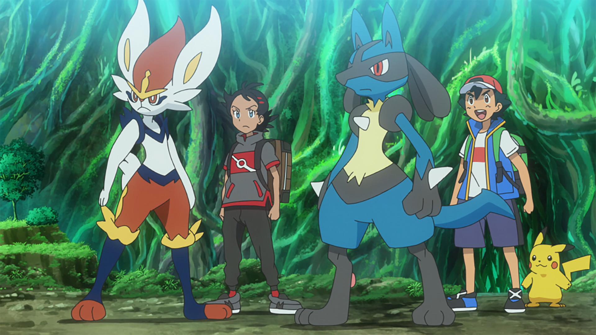 Viajes Pokémon Capítulo 46
