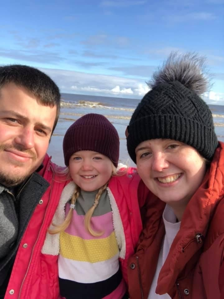 'Seeing my family's faces and realising the heartbreak I had caused has still left me with guilt now.'  Gemma was diagnosed with breast cancer and will be sharing a speech at our virtual #CarolsByCandlelight on Weds 9 Dec.