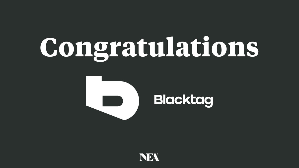 🎉 Congratulations, @blacktag! $3.75M raised from @ConnectVentures for content platform empowering back creators with connections & opportunities:  👏🏾👏🏿👏🏽