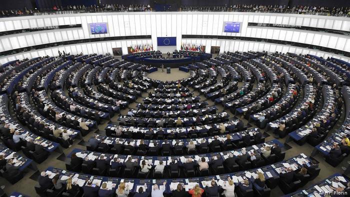 Our co-founder Natalia Kaliada, spoke today at the EU Magnitsky Act address to the EU Parliament with @Billbrowder @vonderleyen @radeksikorski and others, moderated by the amazing @edwardlucas. #Belarus #MagnitskyAct