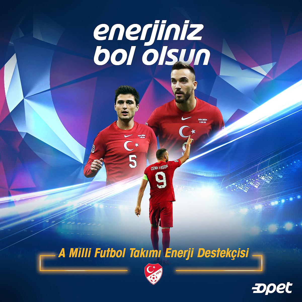 Uluslar Ligi grupları son mücadelesinde Macaristan deplasmanına çıkıyoruz. İlk düdükten son düdüğe kadar millilerimizin yanında olmaktan gurur duyuyoruz!