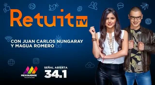 #ConéctateConMexiquense y lo mejor del mundo de la #Tecnología, como #Aplicaciones y #Gadgets, en @Retuit_TV con @MaguaRomero y @jcnungaray1.  Repetición lunes 12:05 AM por la señal de #MexiquenseTV Canal 34.1.