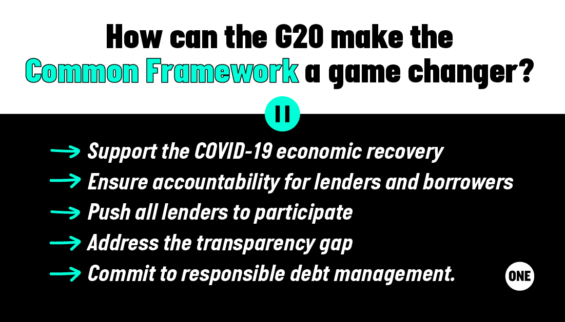 📢 @gualtierieurope: I'm standing with the @ONECampaign & calling on the #G20 to support an ambitious package for the economic recovery of the lowest-income countries, pressing ⏸ on debt repayments so that everyone can win the fight against #COVID19.