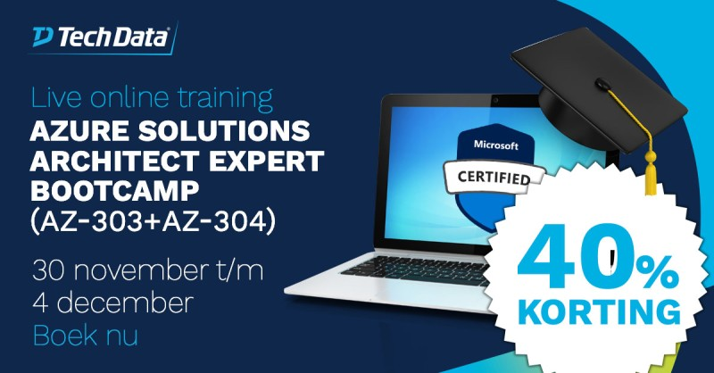 This bootcamp combines the #Azure AZ-303 and…
