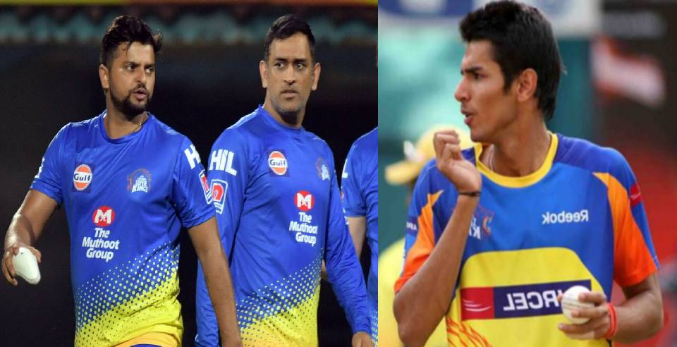 Sudeep Tyagi Announces Retirement From All Forms of Cricket; Shares Note to #MSDhoni and #SureshRaina     #sudeeptyagi #retirement #Cricket #CSK