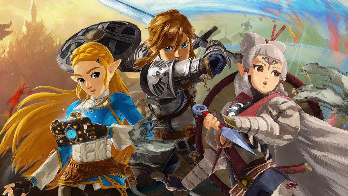 Ign On Twitter Is Hyrule Warriors Age Of Calamity The Return To Breath Of The Wild S Vision Of Hyrule We Ve Dreamed Of Check Out Our Full Review Https T Co Ge4pe60anp Https T Co O50b854mdm