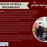 Image for the Tweet beginning: ⭐Jordão Macuácua ⭐ é #PRECISE