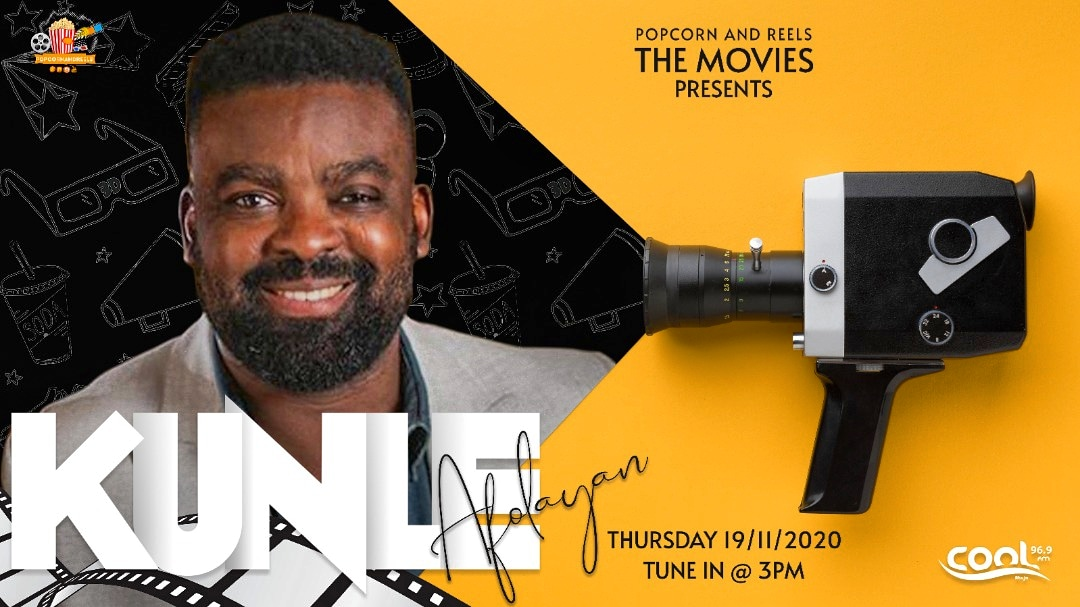T U N E  I N  T O  T H E  M O V I E S 🎬  . Date: Tomorrow Thursday 19th  - Time: 3PM on @coolfmabuja . As we gist Movies with the Multi-Award Wining visionary Director @kunleafolayan . #CitationTheMovie #TheFigurine #TheCEO #Mokalik #PhoneSwap #October1 #TheBridge https://t.co/IO4YHxAla6