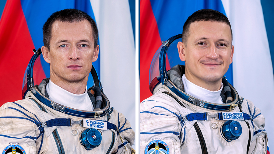 Two cosmonauts opened the Poisk module's hatch to the vacuum of space officially beginning their spacewalk today at 10:12 am ET. More... https://t.co/qMLDFij9Rf https://t.co/rPVvxaDJ0a