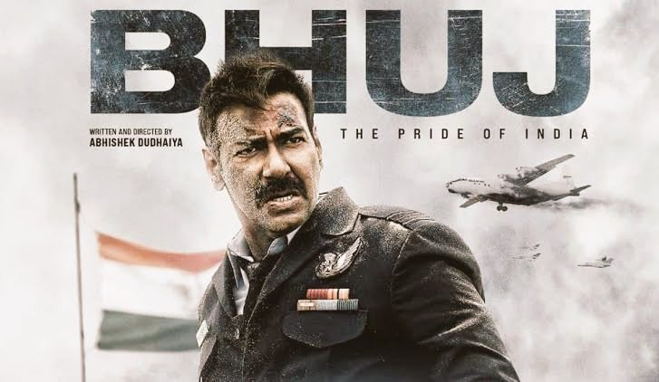 Waiting for #BhujThePrideOfIndia   Year 2020 belonged to @ajaydevgn He gave the only Blockbuster of the year and he will end it with another one.   How many of you are waiting for this one ? @duttsanjay