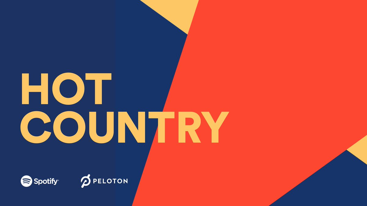 Raise your glasses to good times with great friends to @Spotify's Hot Country playlist. Classes begin 11/19. https://t.co/tcEdyRmFu4