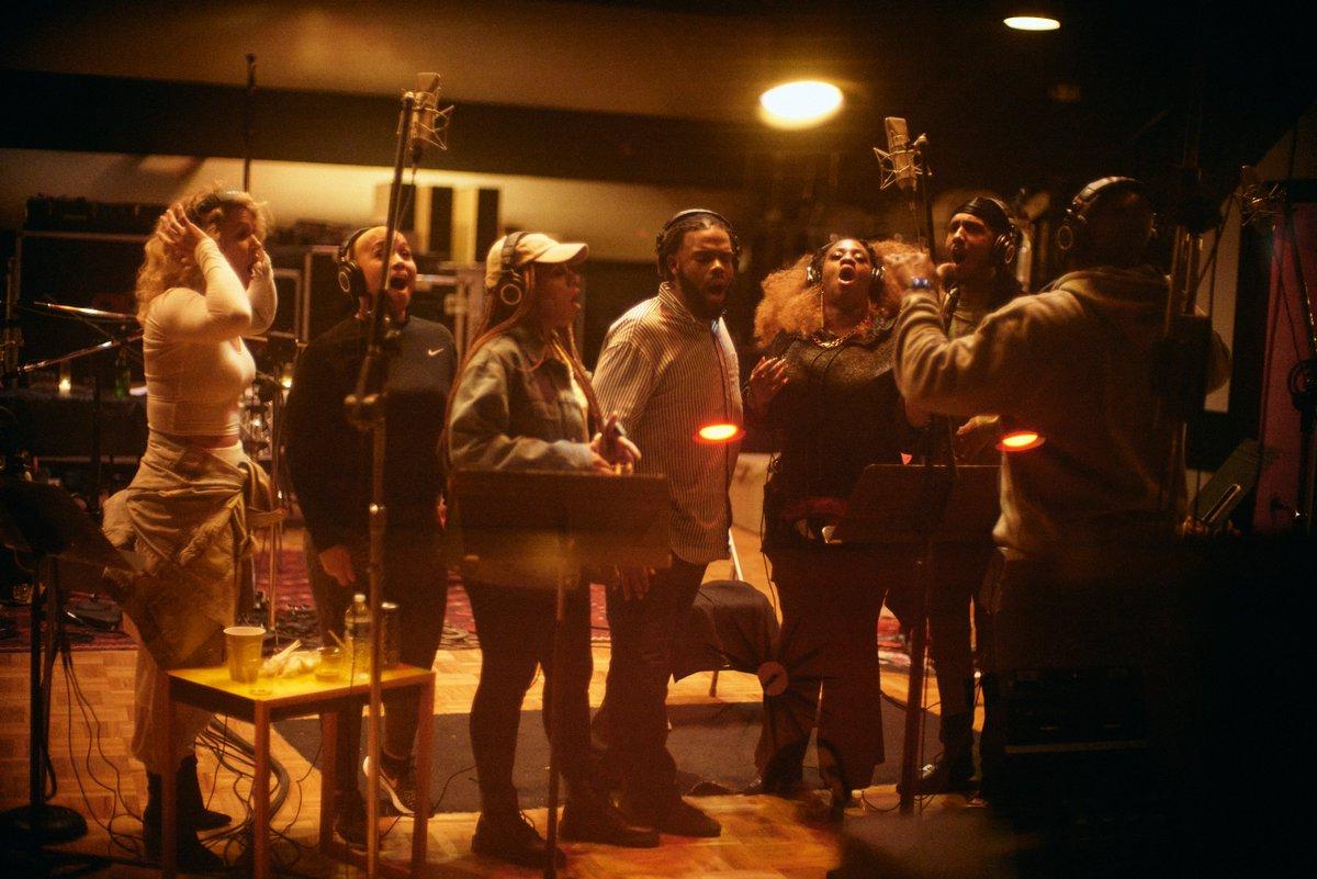 ALL VOICES CHOIR • RCA Studio A Watch You Burn • 01.25.2020