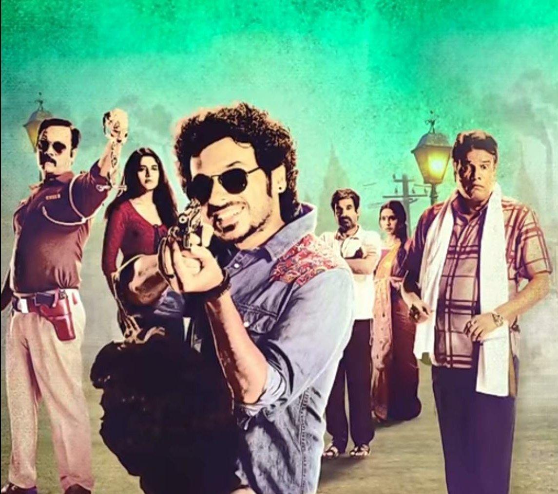 Had a sneak peek of #BicchooKaKhel, after #Mirzapur this is one show I am really waiting for to watch... looks superlative! @ektarkapoor @divyenndu @altbalaji